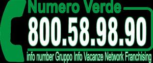 numero verde Brokers della Vacanza SRL